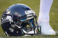 The NFL season doesn't kick off for another three and a half months, so naturally people are talking Super Bowl. Seahawks Football, Best Football Team, National Football League, Football Fans, Seattle Seahawks, Football Helmets, Nfl Season, Russell Wilson, Nfl News