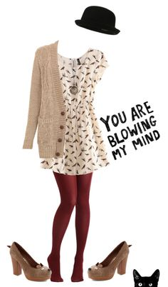 """""""You are blowing my mind"""" by nika-hp ❤ liked on Polyvore"""