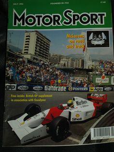 AYRTON SENNA v NIGEL MANSELL EPIC BATTLE MONACO GRAND PRIX 1992 GP CANADIAN F1 | eBay
