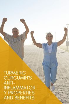 Turmeric Curcumin's Anti-Inflammatory Properties and Benefits Turmeric For Inflammation, Turmeric Curcumin, What Happens When You, Side Effects, Healthy Drinks, How To Stay Healthy, Health And Wellness, Drugs, Benefit