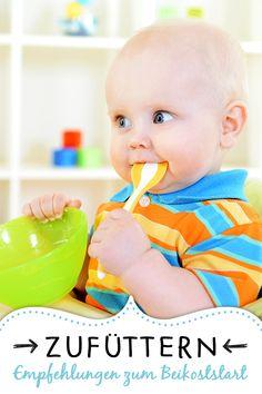 Tipps und Infos für den Umstieg von Milch auf Brei. Und: ein Beikostplan zum Ausdrucken. #Baby