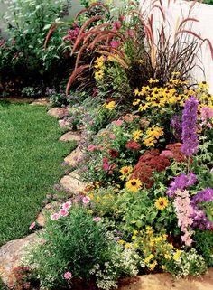 A garden in a day