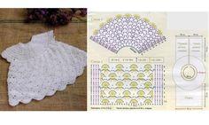 Robes bébé et plaids fleuris : modèles et grilles à imprimer !