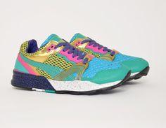 #Puma XT2 Plus #SolangeKnowles Triangles #sneakers