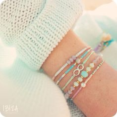 Setje Zilver/Goud Pastel ♡ available at www.ibizamusthaves.nl