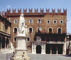 Verona, Palazzo Cangrande (Palazzo del Podestà)