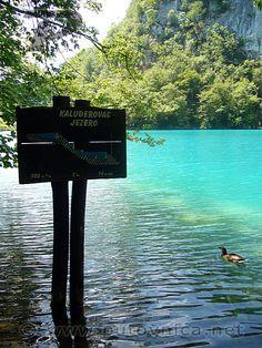 Plitvička jezera - Jezero Kaluđerovac