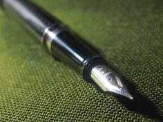 THE PILOT METROPOLITAN FOUNTAIN PEN – HANDWRITTEN REVIEW #fountainpen #review #handwritten #pilot