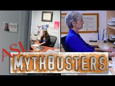 Gallaudet University and the National Association of the Deaf Bust ASL Myths - YouTube