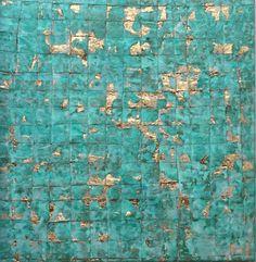 Turquoise 1 par Regina Beckers sur Etsy