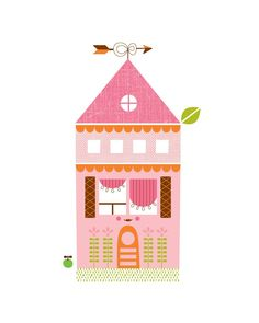 MS HOUSE by suzyultman on Etsy