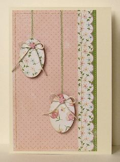 Easter card - Scrapbook.com