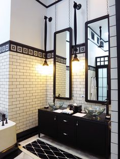 What 39 s new in bangkok thailand black and white classy for Bathroom design thailand