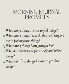 Fitness Journal, Daily Journal, Bullet Journal, What Is 5, Journal Entries, Journal Ideas, Journal Writing Prompts, Morning Ritual, Scrapbook Journal