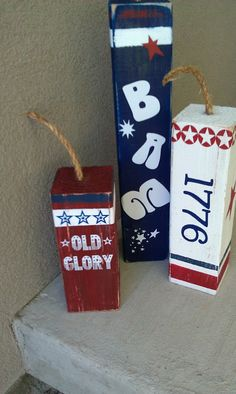 44 Best DIY Of July Decoration Ideas To WOW Your Guests. The summer holiday season is finally upon us. Fourth of July decorations really help to show off your patriotic spirit with red, white, and. Patriotic Crafts, July Crafts, Summer Crafts, Holiday Crafts, Holiday Fun, Americana Crafts, Patriotic Party, Holiday Style, Summer Diy