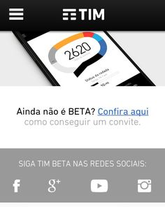 Betas me sigam, AddTodos #BETA