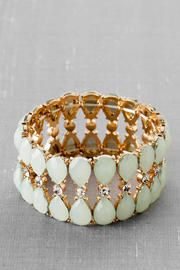 Alpine Jeweled Stretch Bracelet
