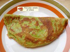 Pancake+salati+al+silene:+la+ricetta