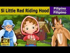 Little Red Riding Hood - Bedtime stories - Fairy tales - Stories for kid. English Short Stories, English Story, Rumpelstiltskin, Rapunzel, Chinese Fairy Tales, The Jungle Book, Lion And The Mouse, Hansel Y Gretel, Beast