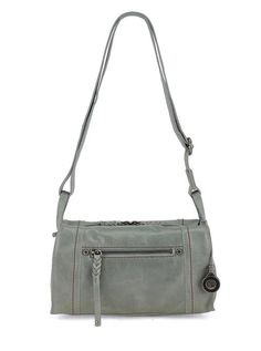 A best seller is back! Soft and slouchy, the Mirada crossbody features luxurious leathers. Easy to wear, the crossbody also features an adjustable strap.