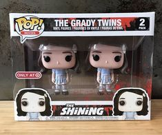 Funko Pop The Shining The Grady Twins 2 pack Target exclusive #Funko