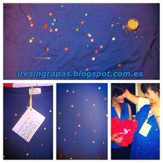 Camiseta con lentejuelas multicolores. Irene, Polaroid Film, Crafts To Make, Beautiful Things, Creativity