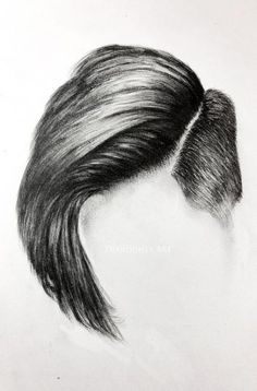 Drawing Hair Techniques How to draw hair, I believe that anyone can draw and my goal is to inspire you and challenge you while you're learning to draw with me. Blur Background Photography, Light Background Images, Studio Background Images, Photo Background Images, Photoshop Hair, Drawing Sketches, Drawing Tips, Drawing Ideas, Learn Drawing