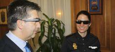 Que viene robocop. La policía estudia el uso de Google Glass.