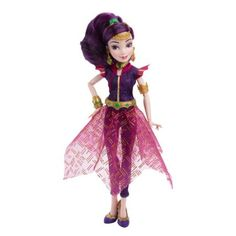 Hasbro Disney Descendants Genie Chic Mal Villain Doll for sale online Disney Descendants Dolls, Disney Dolls, New Dolls, Barbie Dolls, Doll Toys, Modern Day Disney, Isle Of The Lost, Little Girl Names, Adventures By Disney