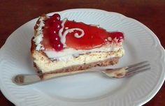 Cheesecake Golosa al cioccolato bianco, fragola e frutta fresca