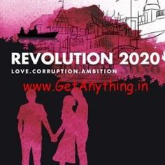 FREE Ebook Download - Revolution 2020 By Chetan Bhagat.