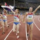 8 Russian athletes test positive in 2012 doping retests (Yahoo Sports)