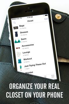 Get the most out of the clothes you own with Stylebook - Use photos of your real wardrobe to keep track of what you own, save outfit ideas and get statistics on how you wear your clothes.