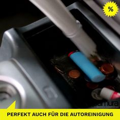 🤫 Nobody has ever shown you this trick for car cleaning! 🤯🚘🤩 Polo – the ingenious super vacuum cleaner attachme - Car Cleaning, Cleaning Hacks, Home Depot, Epoxy Coating, Craft Room Storage, Epoxy Floor, Home Gadgets, Diy Cleaners, Interior Design Living Room