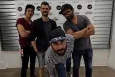 La Team French lab (qui pose)!