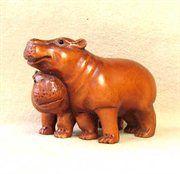 Hippo Love!  Item #9143AK