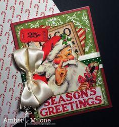 Really Reasonable Ribbon Blog: Season's Greetings