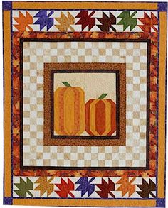 Fall Harvest Traditions - Free Quilt Pattern