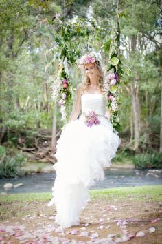 Photography by lifeloveandlightimages.com    Read more - http://www.stylemepretty.com/2013/09/04/currumbin-valley-photo-shoot-from-life-love-light-images/