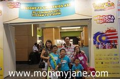 Smart Kids Asia Asia's Largest Educational Kids' Fair  During recent school holiday Mommy Jane brought Little Angels to Smart Kids Asia Asia's Largest Educational Kids' Fair. The Smart Kids provides an invaluable learning process for children to explore the activities in their own way and that we as parents are there to help them to find ways and means beyond the usual formal education system in which to bring out the best in our Little Ones.  Launched in 2002 Smart Kids is our country's…