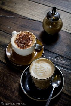latte & cappicino