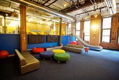 Офис Google в Швейцарии / Geektimes