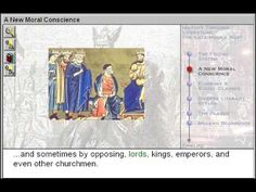 A New Moral Conscience (The Late Middle Ages Part 2) - http://www.zaneeducation.com - See how the events of the era were interpreted by writers and how writers affected historical events. Compare the civilizations of Europe with those of the Arabic empires and China. Define chivalry, identify its origins in the military practices of feudalism, and describe the ideal feudal knight. Identify the people who promoted, fought, and financed the Crusades and explain who benefited from the…