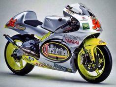Yamaha YZR 250 - Shinya Nakano - 2000