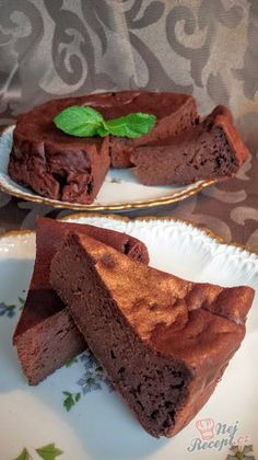 Low Carb Desserts, Low Carb Recipes, Low Carb Grocery, Good Food, Yummy Food, Gateaux Cake, Keto Food List, Healthy Deserts, Sweet Cakes