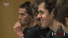 I found the fucking cutest GIF ever! Duper, Suttsy, Geno and Kuny.