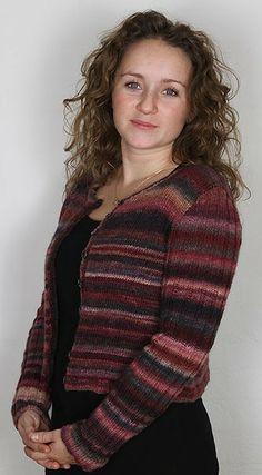 Cardigan i farveskiftegarn 2 - Kvinder - Charlotte Tøndering - Designere