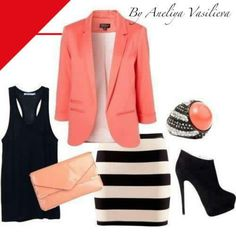 From day to night outfit. @Christine Kolek  www.christinekolek.com #DayToNight #WomensFashion #Work