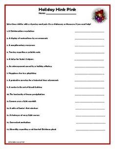A Christmas Carol Word Search | ELA Puzzles | Christmas carol, Christmas, Thanksgiving