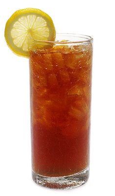 Perfectly sweet tea for a refreshing summer drink #sweettea #tea